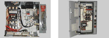 Motor Controls Bemco Electrical Equipment Reconditioned